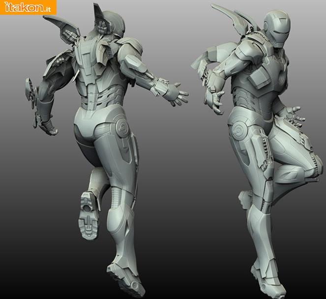 [XM Studios] Iron Man Mark VII - 1/4 scale 8934299603