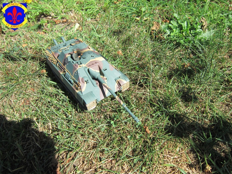 Jagdpanther Sd Kfz 173 de Tamiya au 1/35° 893768IMG1022L