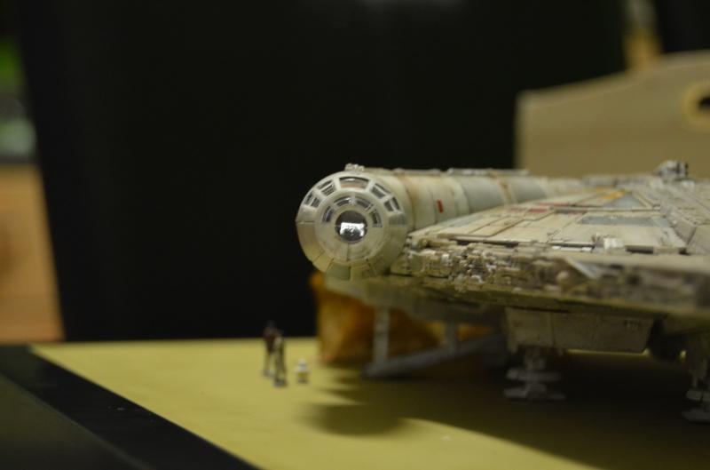 millenium falcon de bandai 893858DSC0004
