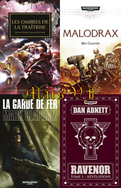 Sorties Black Library France Mars 2015 893866MarsVF