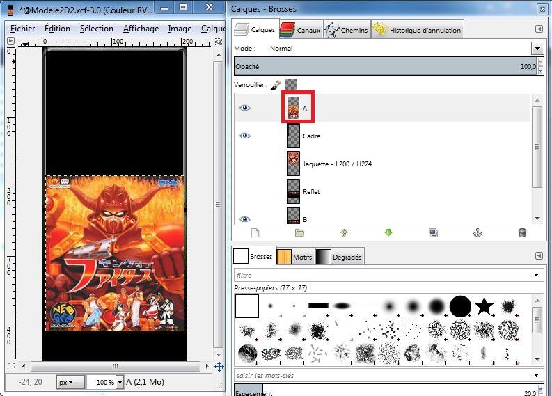 [Tutorial] Création d'icones 2D pour la Neo Geo X 894119capture2b