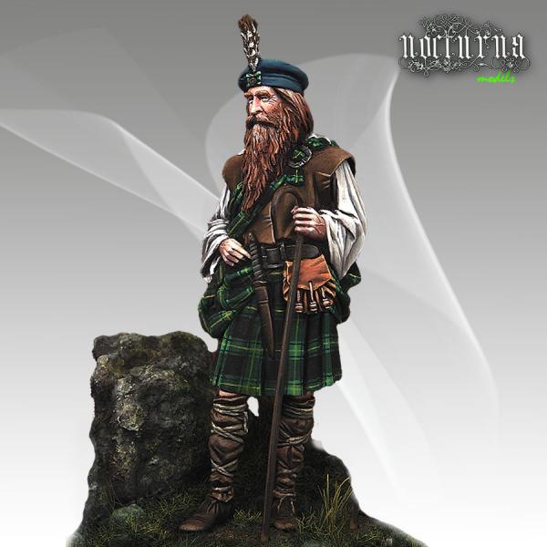 Fini   -  Old Clansman - Nocturna 89432210Clansmannocturna