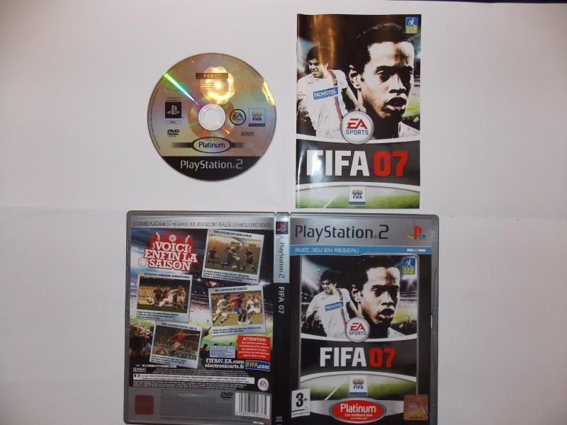 Fifa 07 895471Playstation2Fifa07plat