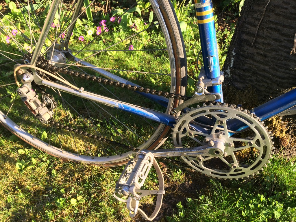 Peugeot LX 10 1958 tubes Reynolds  895708image