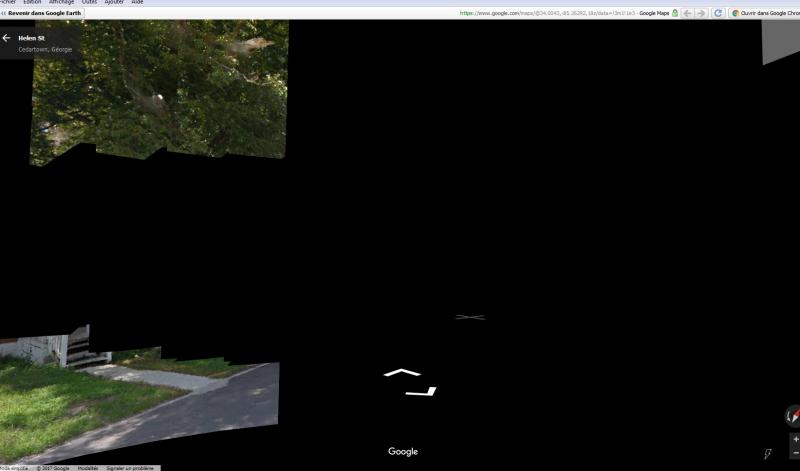 [résolu]Mode street view suspendu à Cedartown (GA - USA) 896449ggh
