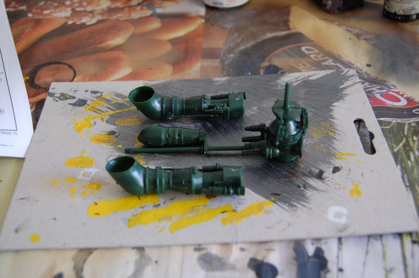 Revell SA 330J PUMA Bundespolizei 898119Puma14Copier