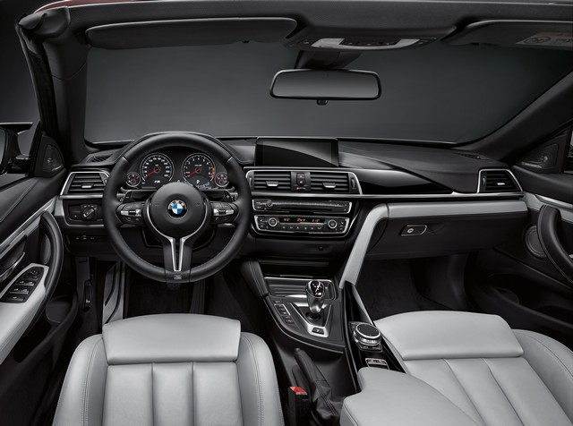 BMW au 87e Salon international de l'Automobile de Genève 2017 898952P90244970highResbmwm4convertible0