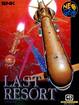 "Hiscores "" Last Resort "" 899580LastResortNeoGeocover"