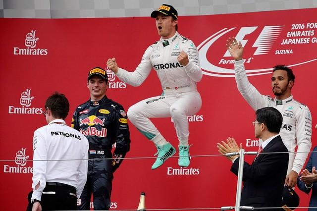F1 GP du Japon 2016 : Victoire Nico Rosberg, Mercedes champion du monde 8999212016nicorosbergnico