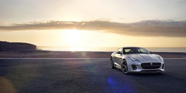 Lancement De La Nouvelle Jaguar F-TYPE Dotée De La Technologie GOPRO En Première Mondiale 900326jaguarftype18my400slocationexterior10011705