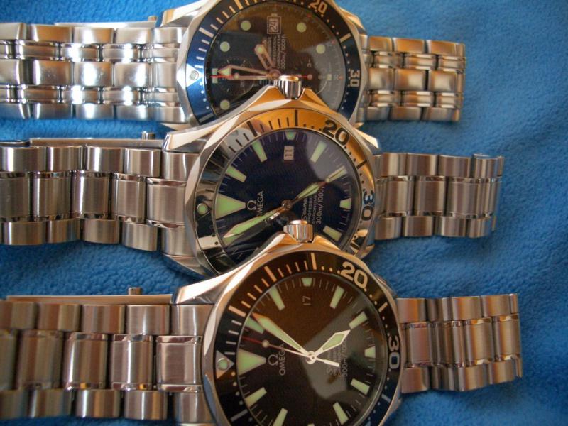Dilemme entre deux plongeuses : Omega et Breitling 900879TriodeSM300