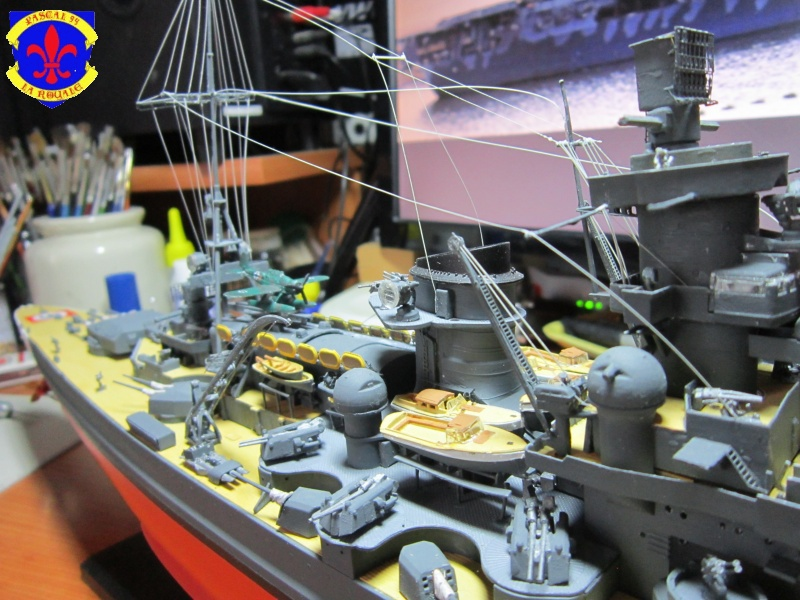 Croiseur de bataille Scharnhorst  au 1/350 de dragon - Page 7 901838IMG1502L