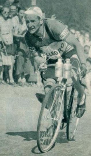 Allegro Champion du Monde +/-1948 901871FritzZbinden