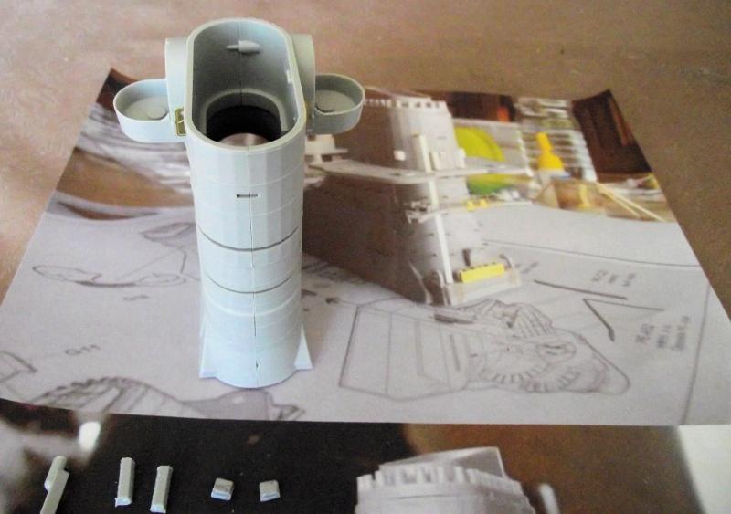 Bismarck 1/200 Trumpeter 902029Bismarck1x20012