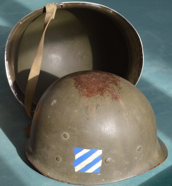 Third division rock of the Marne  902715Casque3rdID14