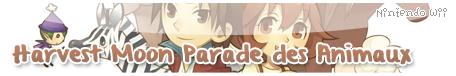 Harvest Moon : Animal Parade 902803MinisbanHMpa