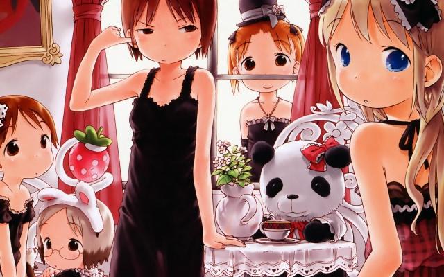 Ichigo Mashimaro (Strawberry Marshmalow) 904088101217ichigomashimaro0035