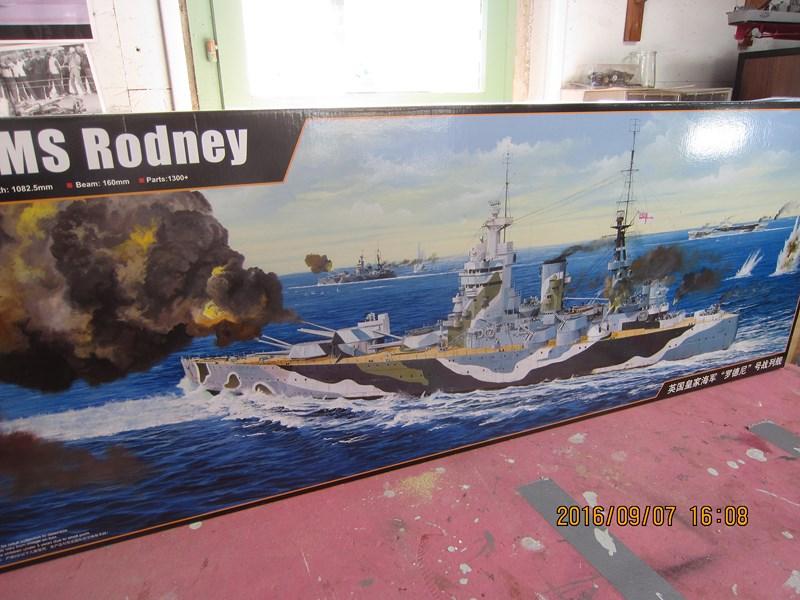 Hms Rodney 1:200 Trumpeter 904171IMG3540Copier