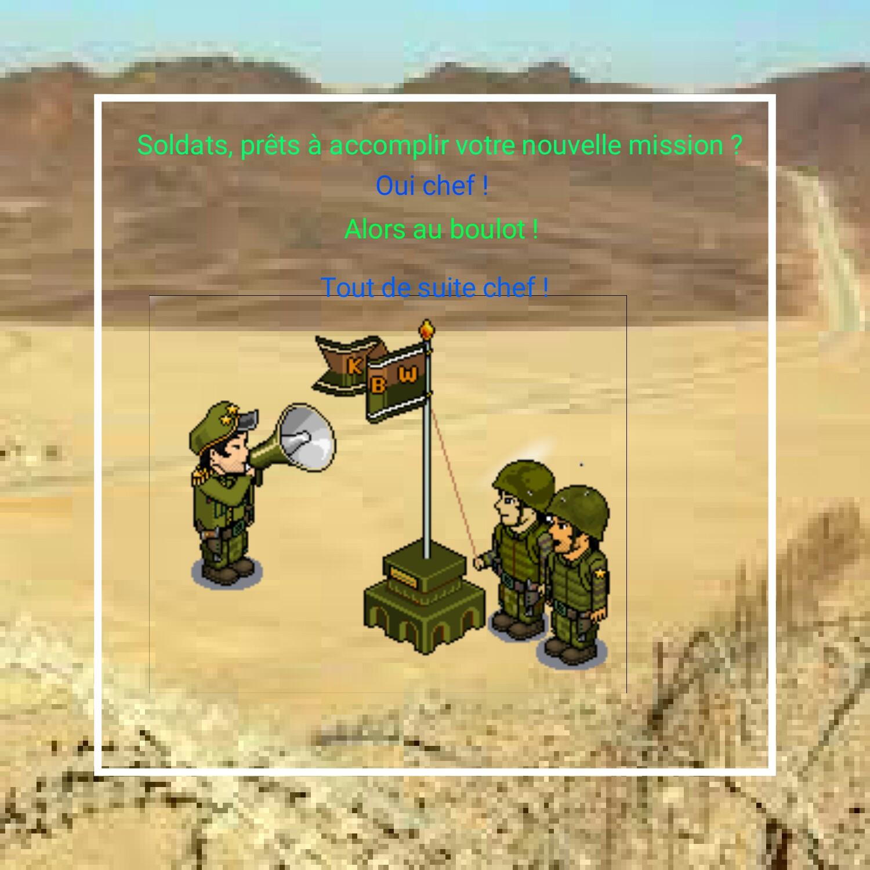 Mes Pixel Art de soldats, policiers et infirmiers dans de beaux décors ! 9043101495900603791