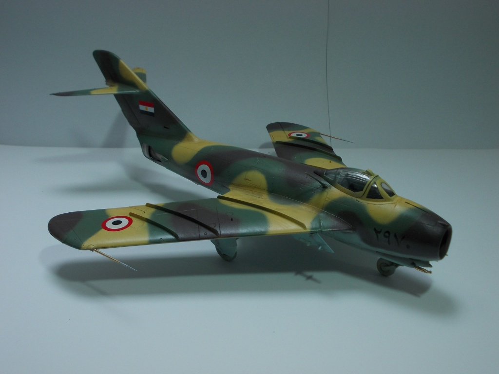 MiG-17 F Fresco C ( Hobby Boss 80334) 1/48 ... 90499219