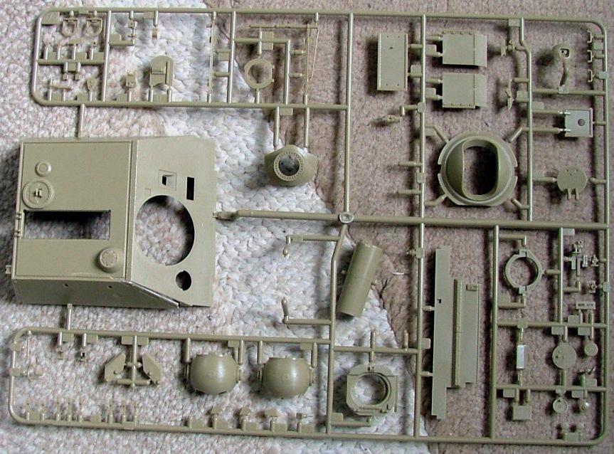 STURMTIGER [ TAMIYA 177 ] +Photodécoupe [ EDUARD 35381 & 35366]  (Montage en cours) 905280DSCF0583