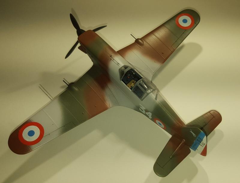 Morane Saulnier MS 406 - 1/48eme AZ Models  - Page 2 90625820160201205438