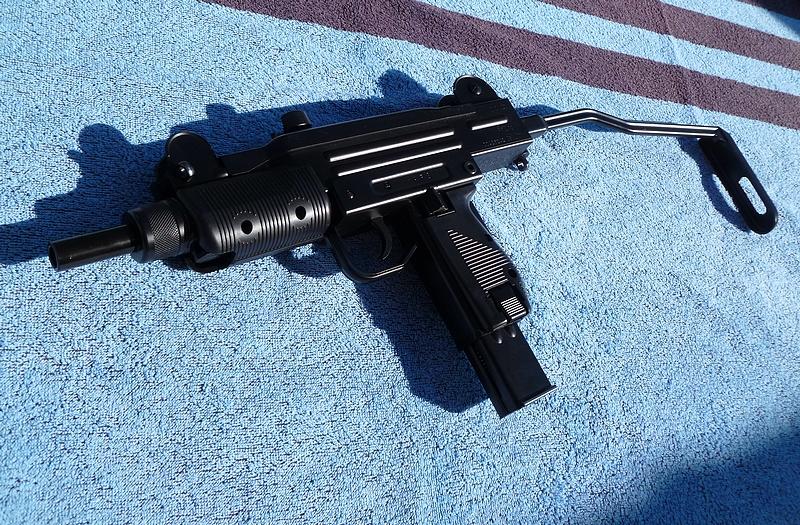 KorteX - Mes Armes 906332UZI2
