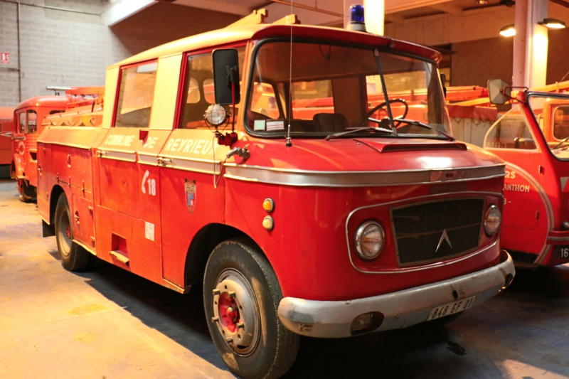 Des camions à gogo....Musée des sapeurs pompiers de Lyon 906591IMG6932