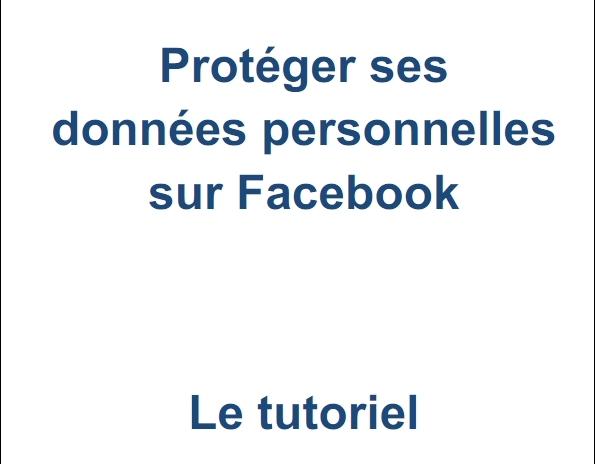 Comment se Protéger sur facebook 908055facebook