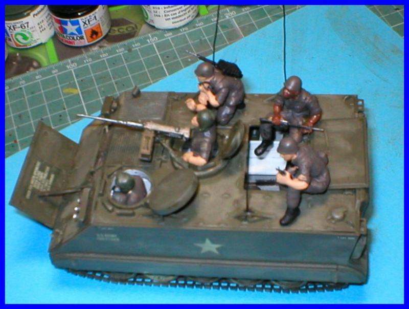 M 113 US ARMOURED PERSONNEL CARRIER 1/35 TAMIYA 908119P1010006800x600