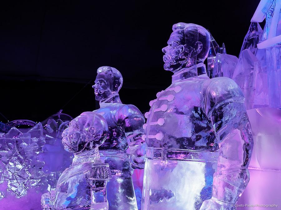 Sculptures sur glace à Bruges 2013: vos photos 908425A012593