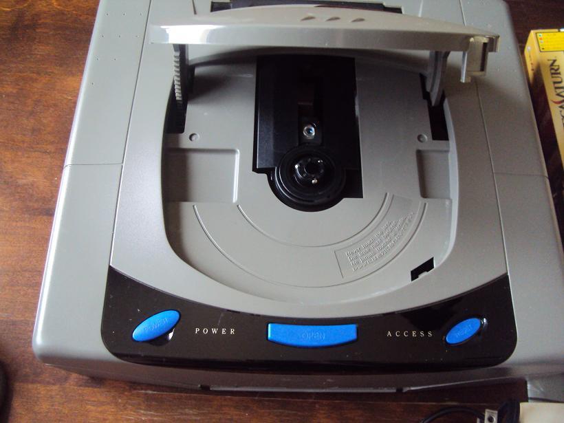 [Vds] Console sega saturn V1 japan HST-0001 en boite + 3 jeux 908519DSC04465