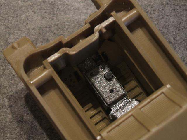SdKfz 2 Kleines Kettenkraftrad [TAMIYA] [montage terminé] avec remorque transport de bombes [scratch] [terminé] 908521DSCF6854