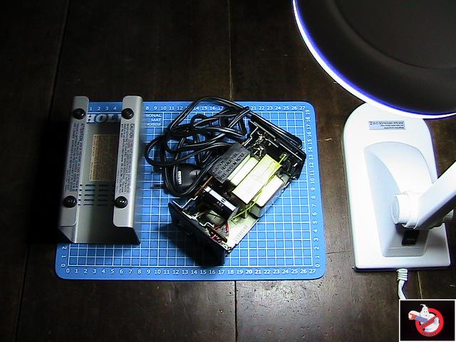 Caméra Panasonic PK-750 et VCR Portable NV-8410 90921907