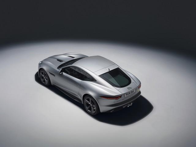 Lancement De La Nouvelle Jaguar F-TYPE Dotée De La Technologie GOPRO En Première Mondiale 909485jaguarftype18my400sstudioexterior10011702