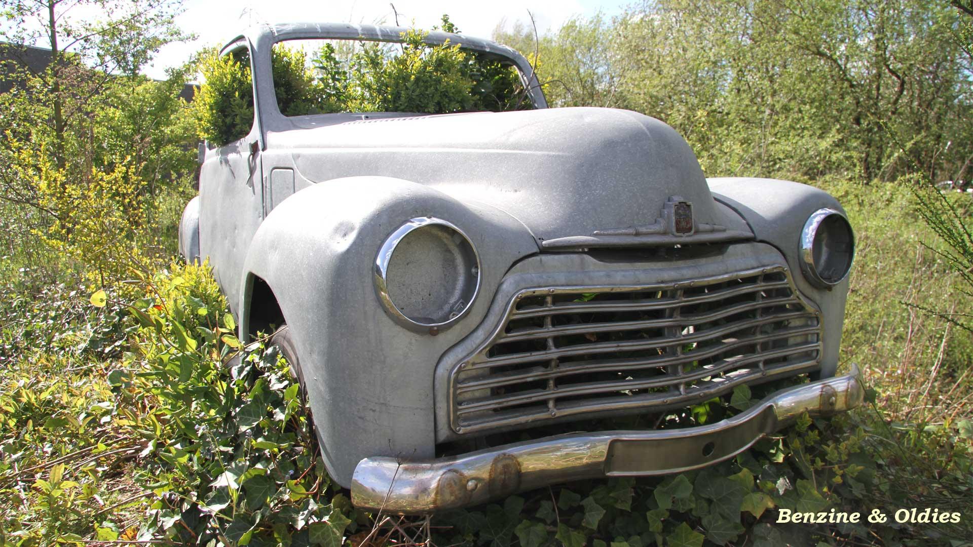 une Simca 6 carrosserie aluminium oubliée dans la nature - Simca6 - Page 2 909821simca6street42w19201080