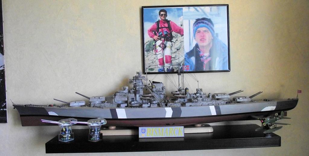 Collection Kriegsmarine 910283BismarckTrumpeter1x2002