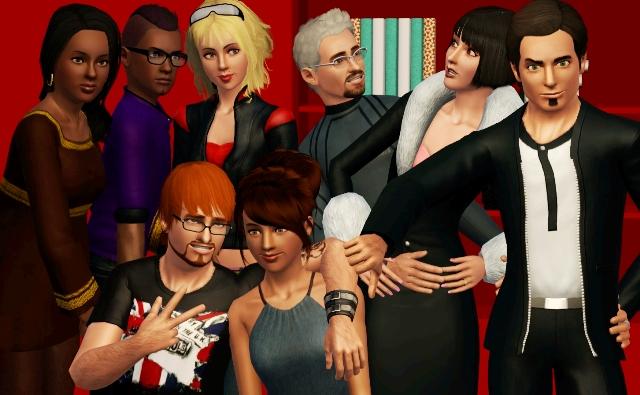 """[Terminé] Sims Histoires de Jobs """"Au bureau"""" - Page 20 911373Screenshot38"""