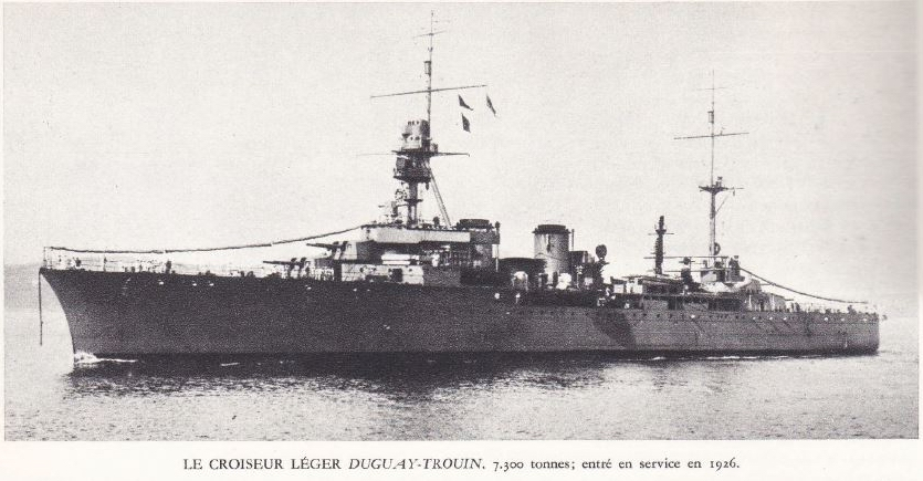[ Divers croiseurs ] Croiseur DUGUAY TROUIN 911499CaptureDuguayTrouin