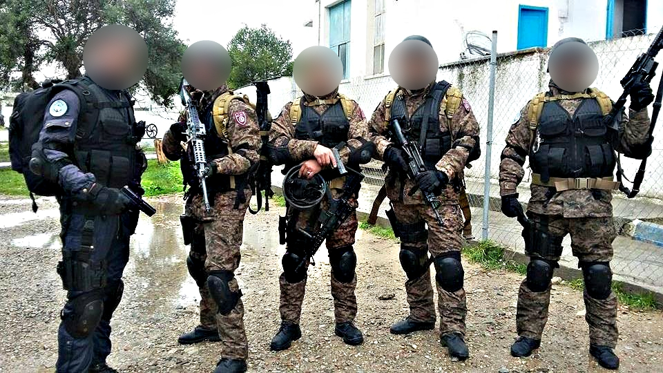 Armée Tunisienne / Tunisian Armed Forces / القوات المسلحة التونسية - Page 6 911673131517979618614672620753702371925883806028n