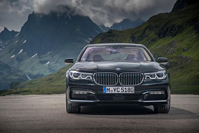 Les nouvelles BMW 740e iPerformance avec technologies eDrive 912120P90226934highResbmw740lexdriveipe