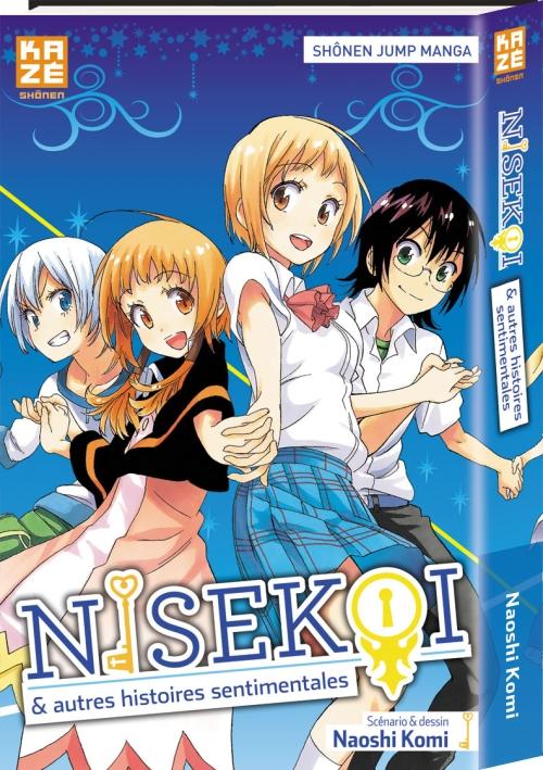 nisekoi - [MANGA/ANIME] Nisekoi - Page 4 914831nisekoiautreshistoiressentimentalesmangavolume1simple241700