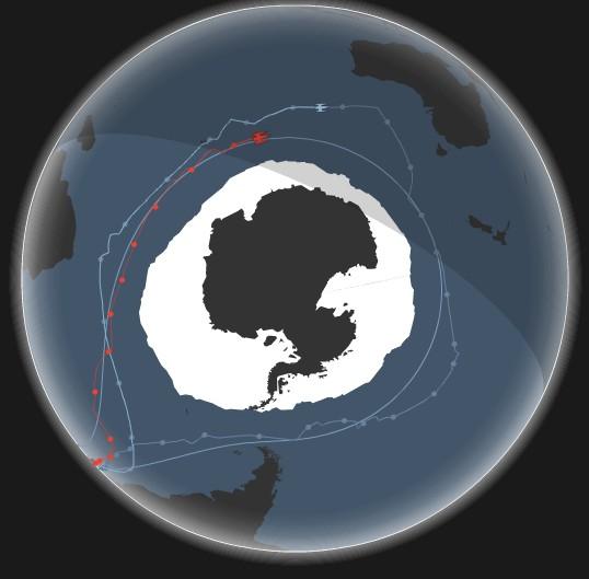 Infrarouge - Francis Joyon autour  du monde ........en équipage - Page 3 914993ScreenHunter976Dec091639