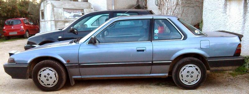 cède honda prelude 2G 1.8L deux carburateurs bva 915769IMG20140122164822