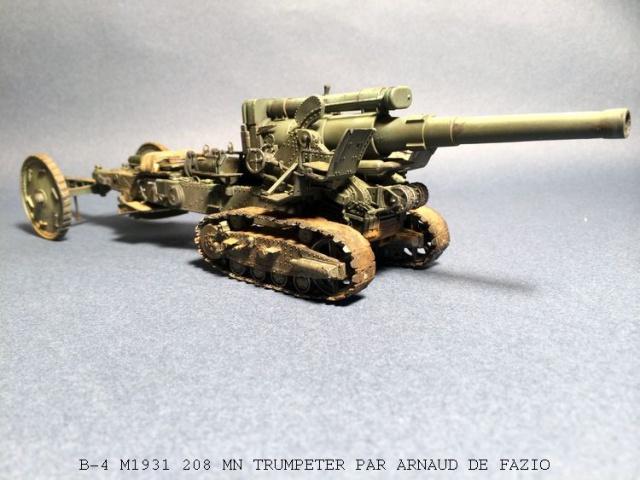 un B-4 M1931 203 mn (le marteau de Staline trumpeter 1/35 - Page 2 916239B42022