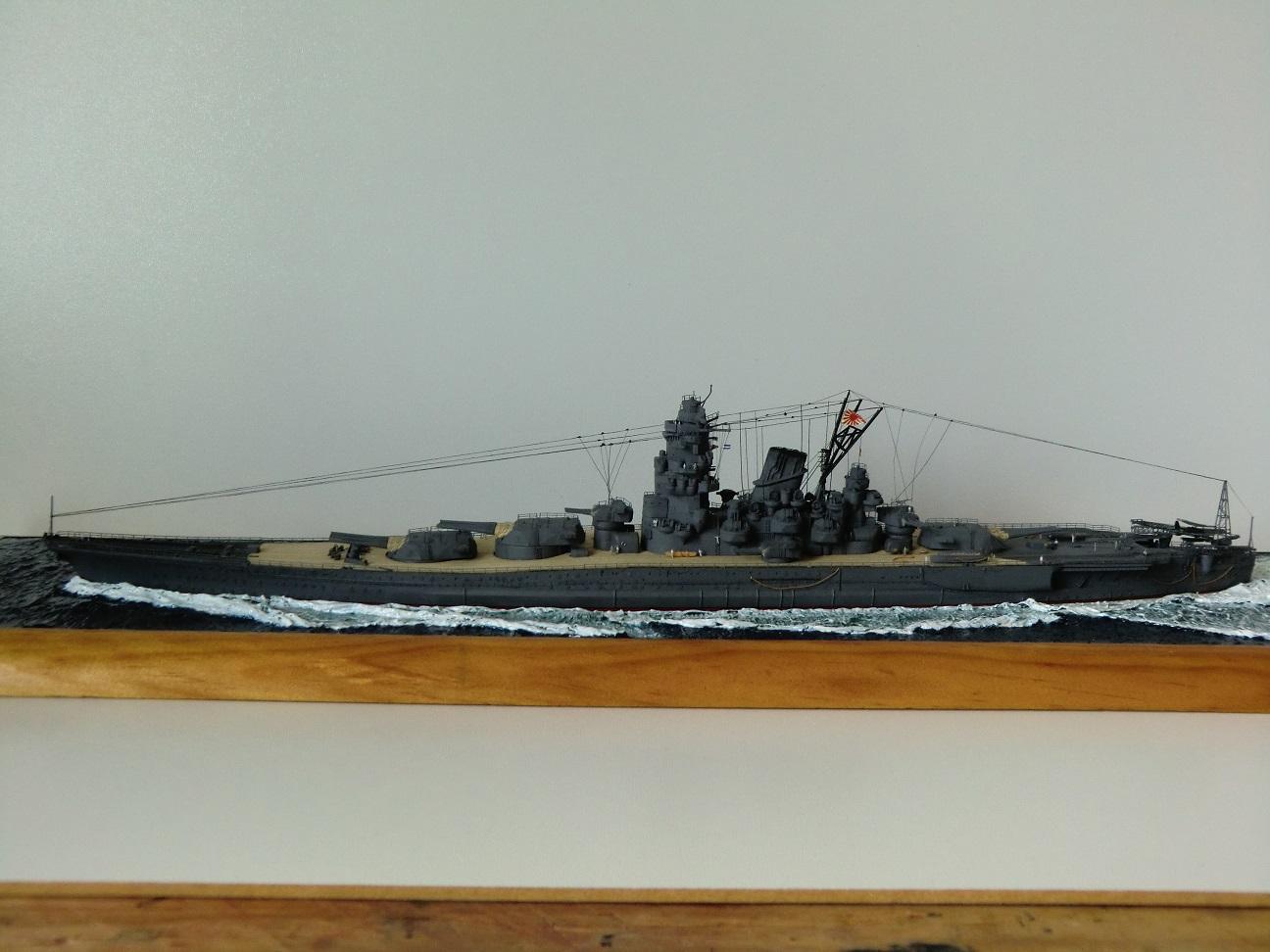 IJN Musashi 1/700 par Kagou 916255Musashi4