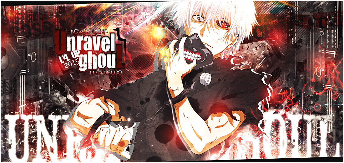 [Light] - Unravel Ghoul - [Level Up 2015] 916505UNRAVELGHOUL