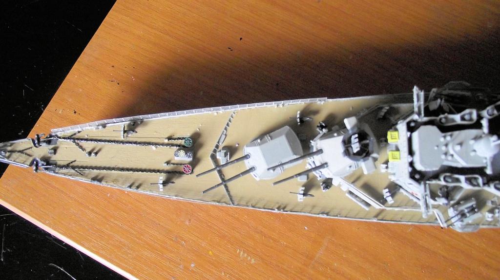 Prinz Eugen Trumpeter au 1x350 avec PE 916947PrinzEugen1x35067