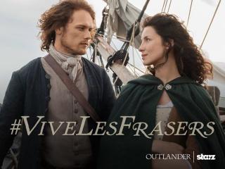 Adaptation cinématographique de Outlander (Le Chardon et le Tartan) de Diana Gabaldon - Page 39 917509ViveLesFrasers
