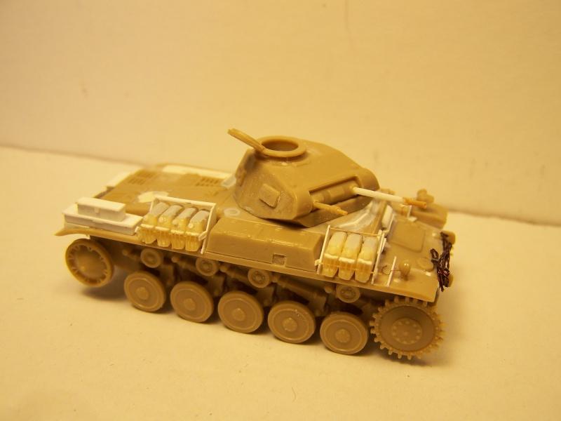 Panzer 2 auf F Africa Korps 1941  (Terminé) 9176021005369